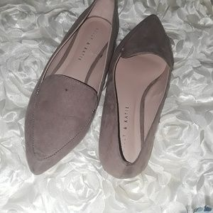Used fairly kelley & katie  shoes